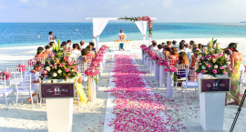 how to make your wedding a charitable event